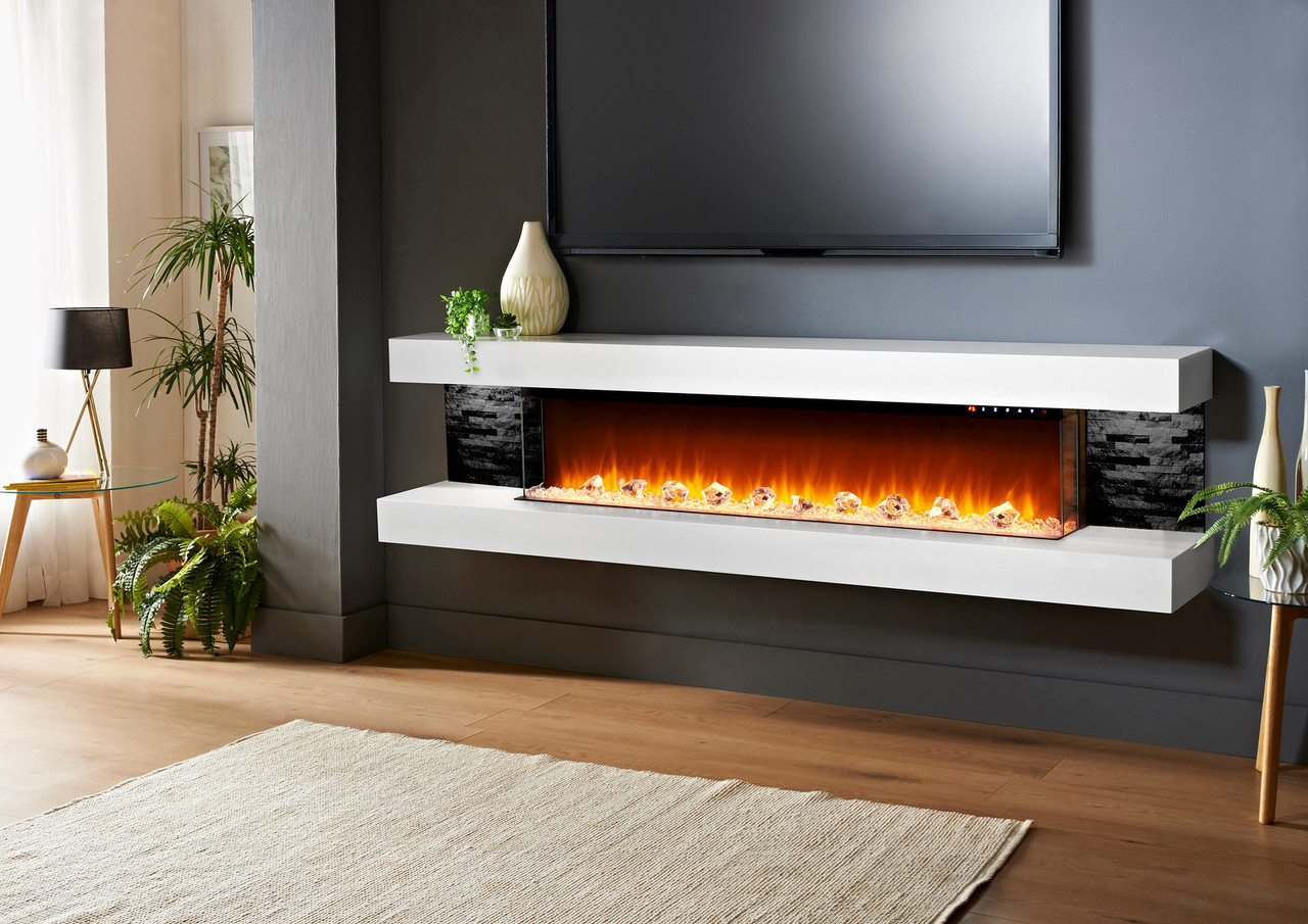 8 Best Electric Fireplaces in 2021